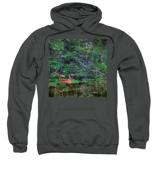 The Red Canoe Sweatshirt