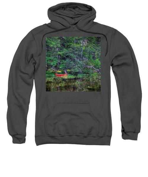 The Red Canoe Sweatshirt