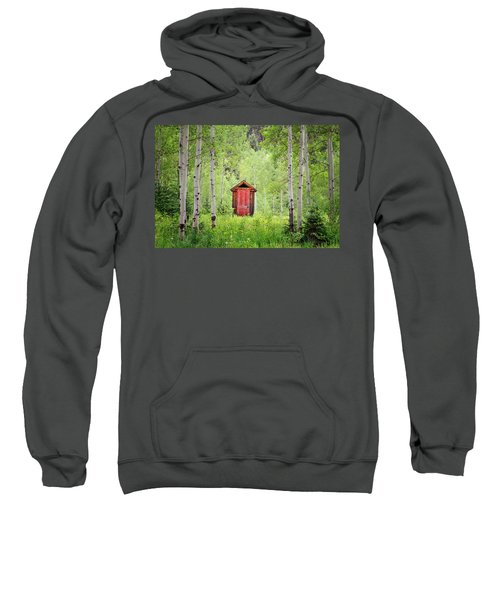 The Red Door  Sweatshirt