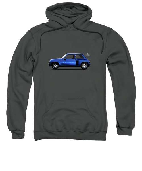 The Renault 5 Turbo Sweatshirt by Mark Rogan
