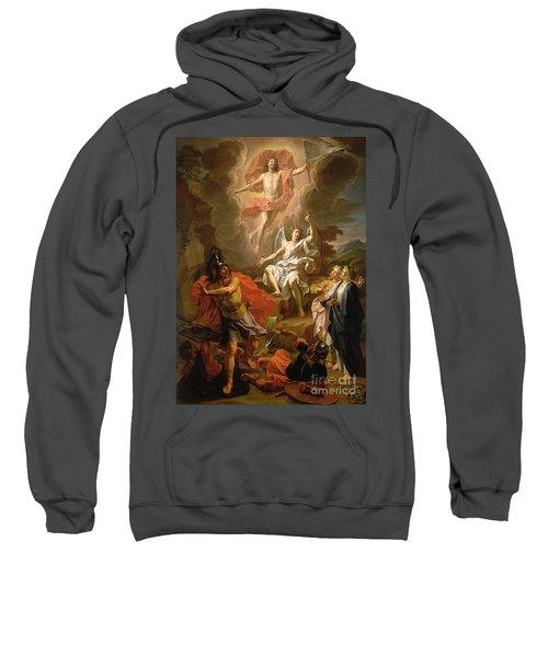 The Resurrection Of Christ Sweatshirt