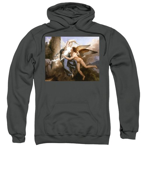 The Reunion Of Cupid And Psyche Sweatshirt
