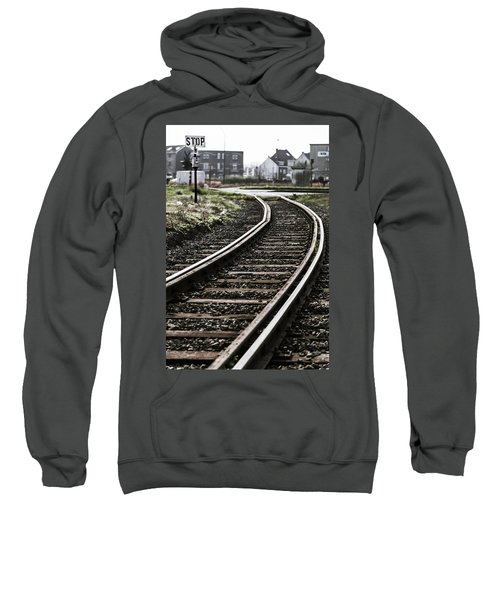 The Right Track? Sweatshirt