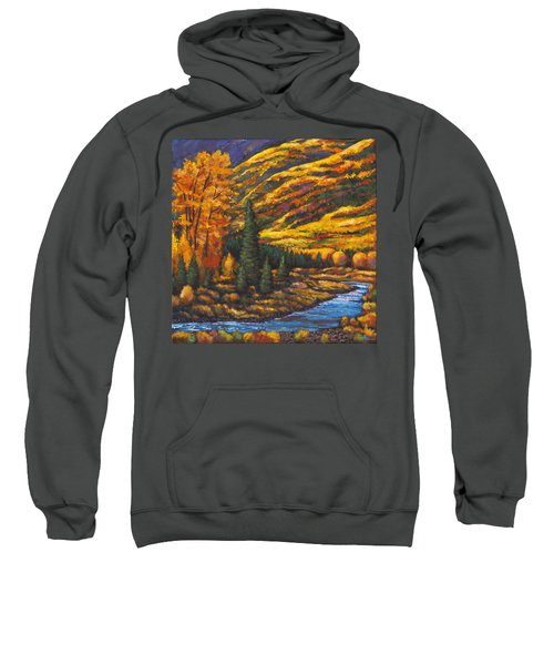 The River Runs Sweatshirt