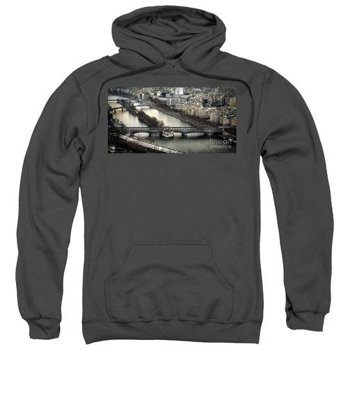 The River Seine - Paris Sweatshirt