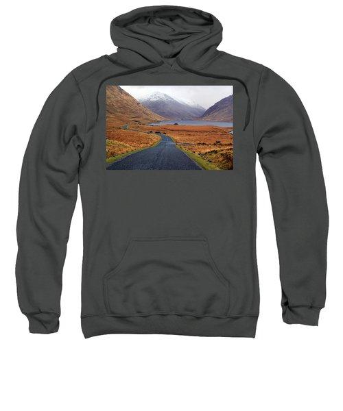 The Road In Sweatshirt
