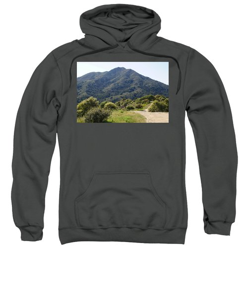 The Road To Tamalpais Sweatshirt