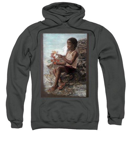 The Rock Garden Sweatshirt
