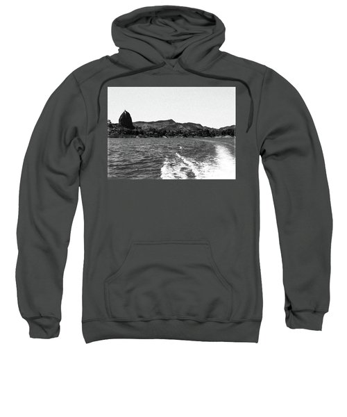 The Rock Of Guatape Sweatshirt