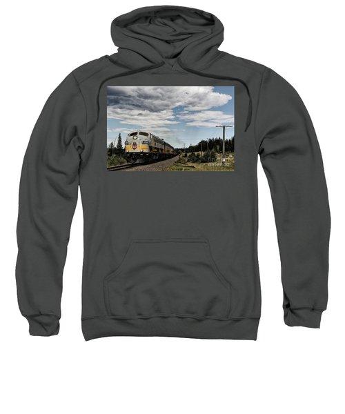 The Royal Canadian Pacific  Sweatshirt