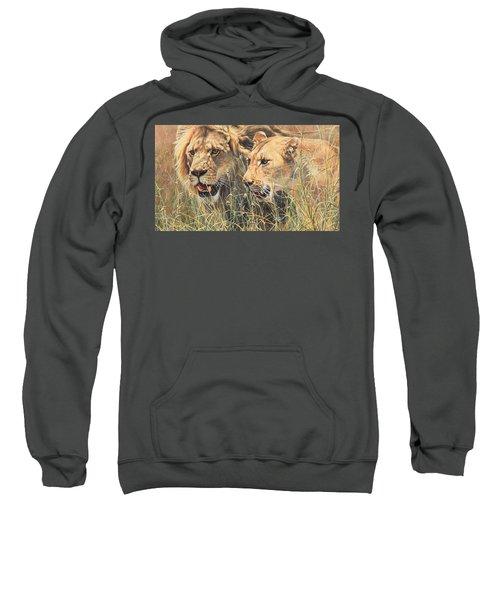 The Royal Couple II Sweatshirt