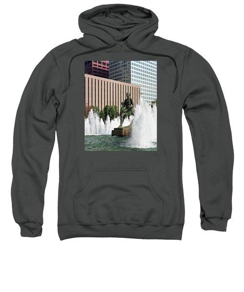 The Runner Sculpture Sweatshirt