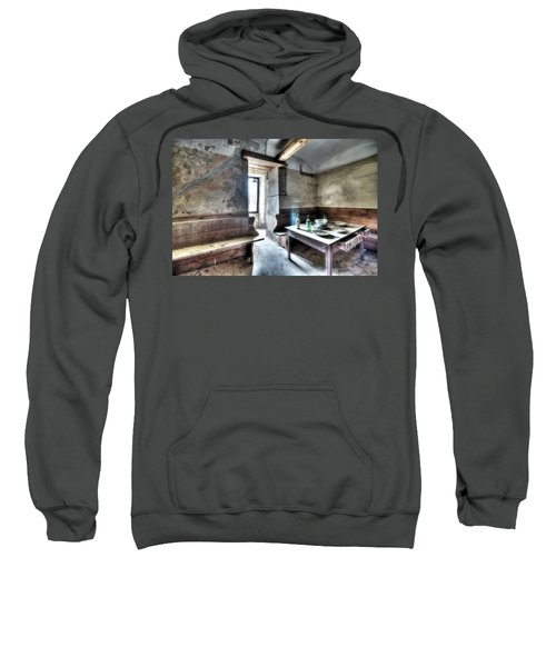 The Rural Kitchen - La Cucina Rustica  Sweatshirt