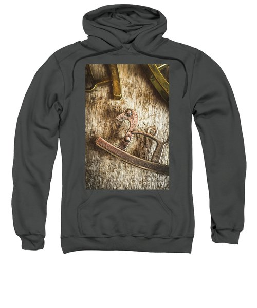 The Rusted Toy Horse Sweatshirt