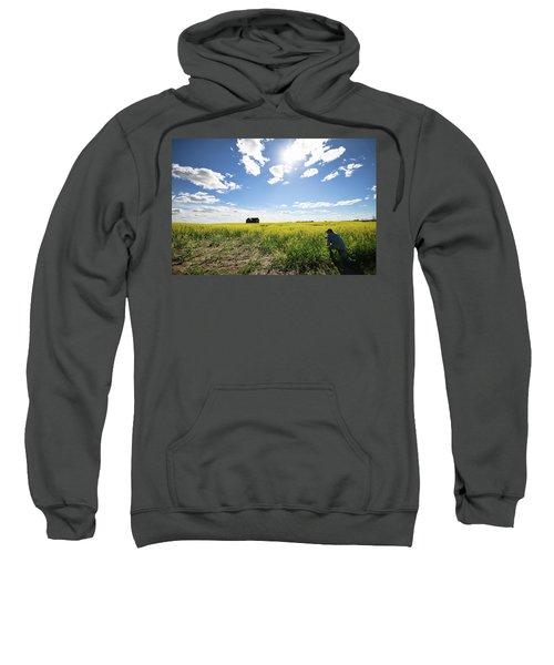 The Saskatchewan Prairies Sweatshirt