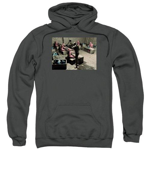 The Secret Price Of Savings Sweatshirt