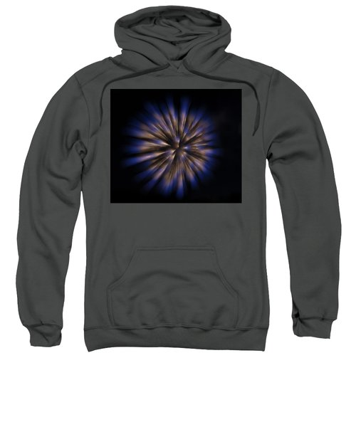 The Seed Of A New Idea Sweatshirt by Alex Lapidus