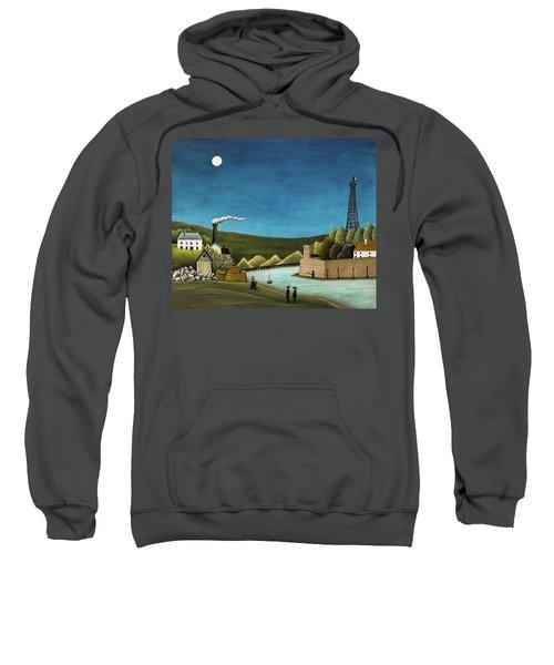 The Seine At Suresnes Sweatshirt
