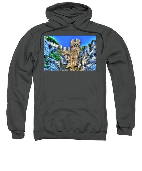 The Senator Castle - Il Castello Del Senatore Sweatshirt