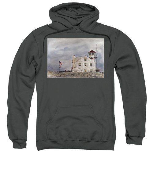 The Sentinel Sweatshirt