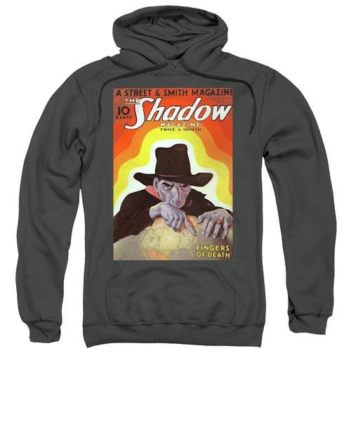 The Shadow Fingers Of Death Sweatshirt