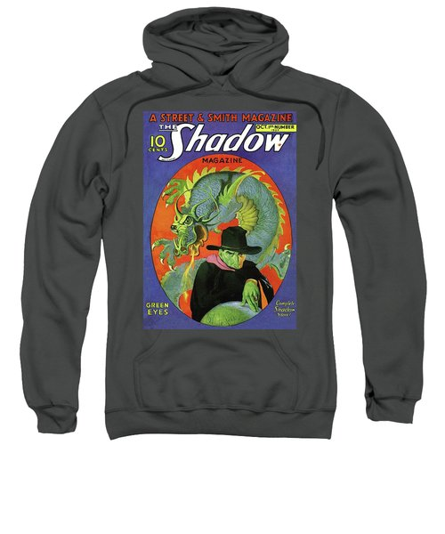The Shadow Green Eyes Sweatshirt