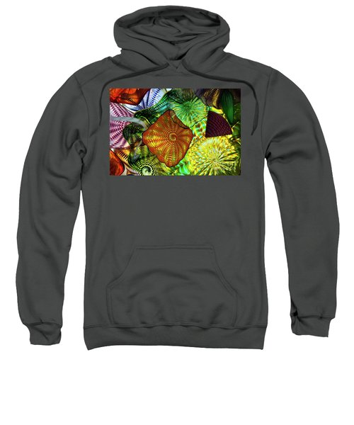 The Shape Of Color 5 Sweatshirt
