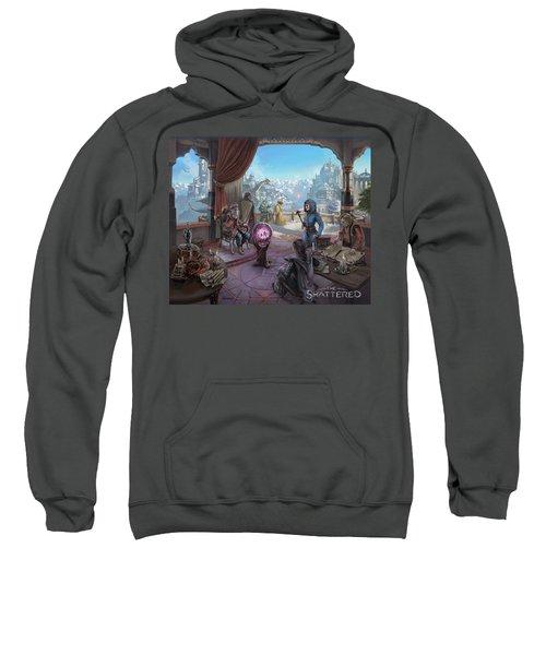 The Shattered Sweatshirt