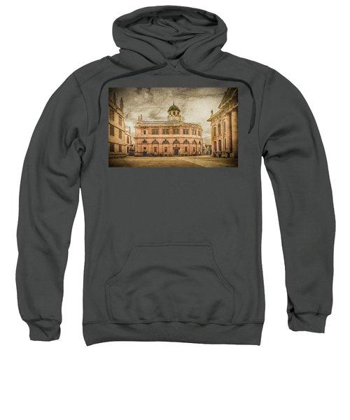 Oxford, England - The Sheldonian Theater Sweatshirt