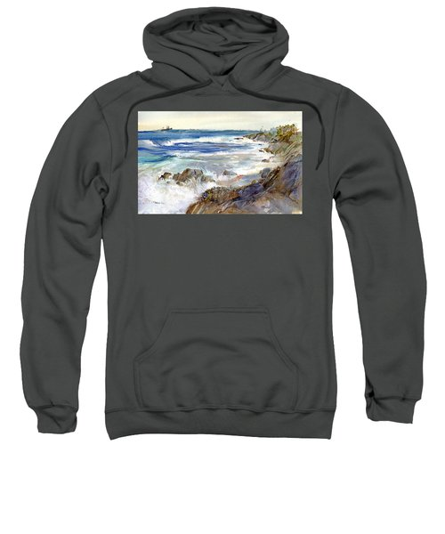 The Shores Of Falmouth Sweatshirt