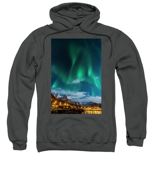The Show Must Go On Sweatshirt