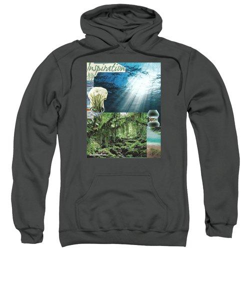 The Sight Of Inspiration Sweatshirt