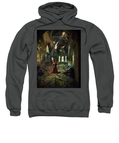 The Soul Cries Out Sweatshirt