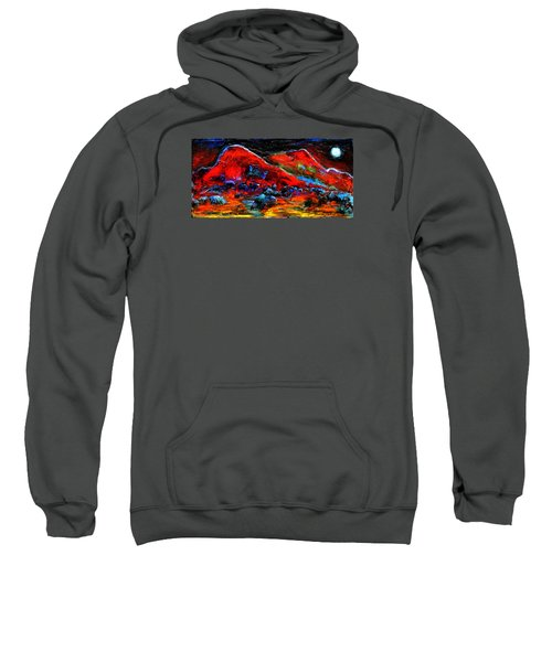 The Sound Of The Night Sweatshirt