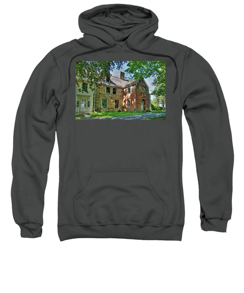 The Spencer-peirce-little House In Spring Sweatshirt