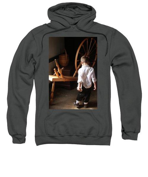 The Spinning Wheel Sweatshirt