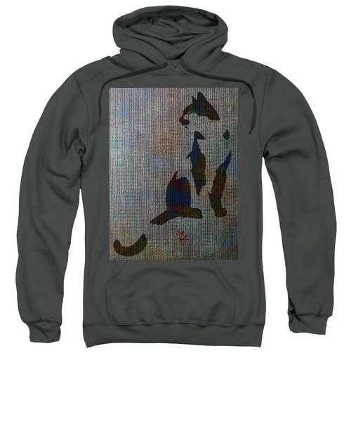 The Spotted Cat Sweatshirt