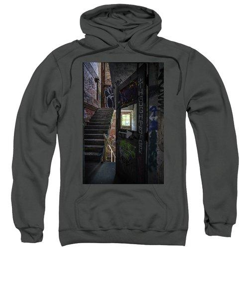 The Stairs Beyond The Door Sweatshirt
