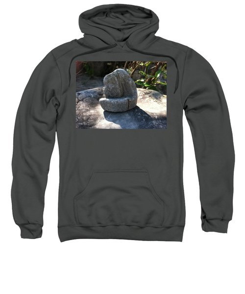 The Stone Sweatshirt