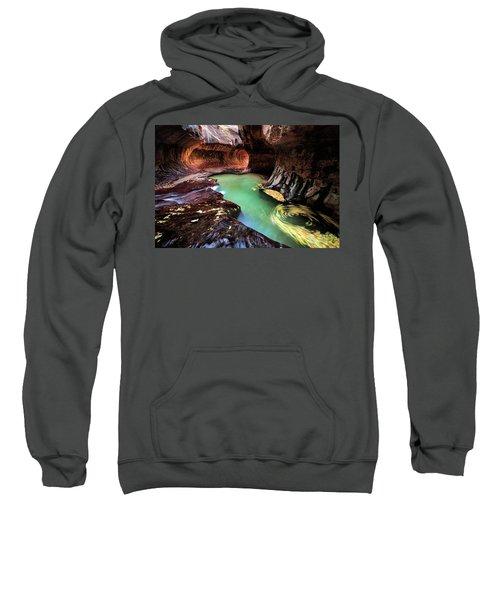 The Subway Swirls Sweatshirt