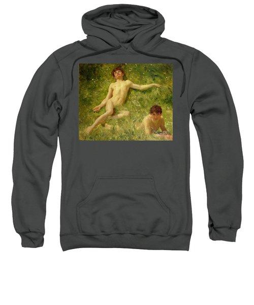 The Sunbathers Sweatshirt