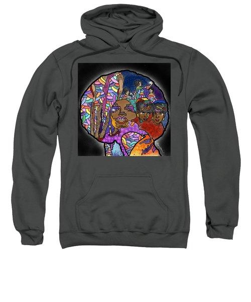 The Supreme Beings Sweatshirt