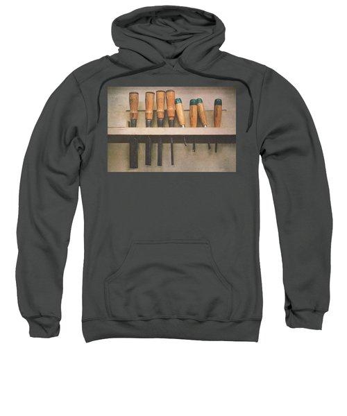 The Tools Of The Trade Sweatshirt