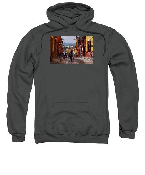 The Top Of Calle Umaran Sweatshirt