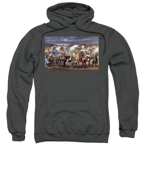 The Trail Of Tears Sweatshirt