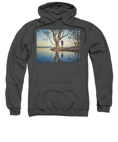 The Tree And Me Sweatshirt