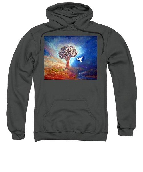The Tree Sweatshirt by Winsome Gunning
