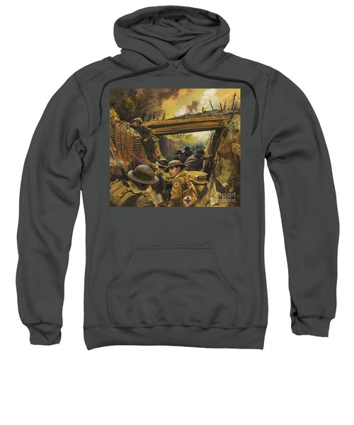 The Trenches Sweatshirt