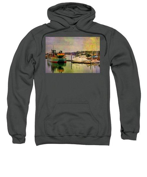 The Tug Boat Sweatshirt