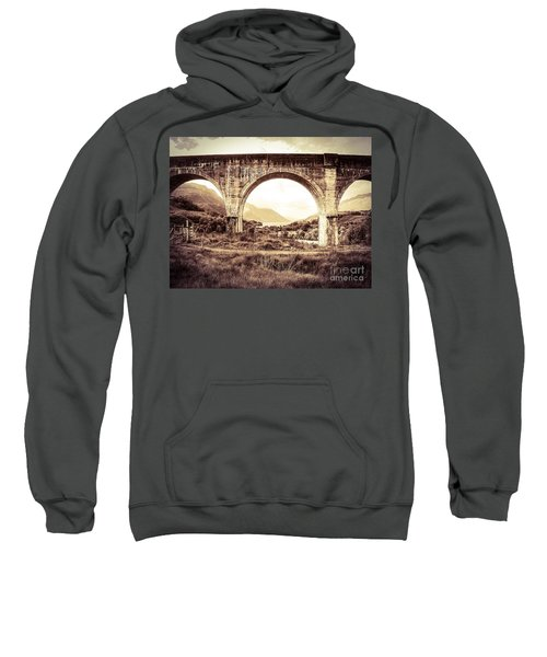 The Viaduct And The Loch Sweatshirt
